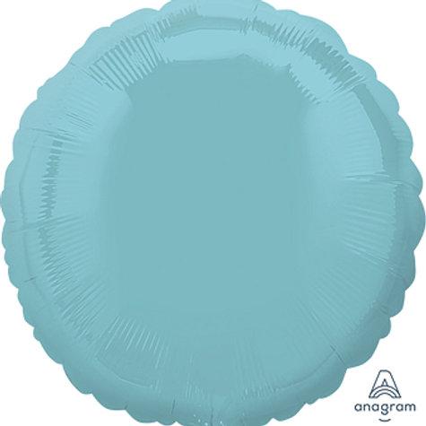 "18"" foil Balloon pale blue"