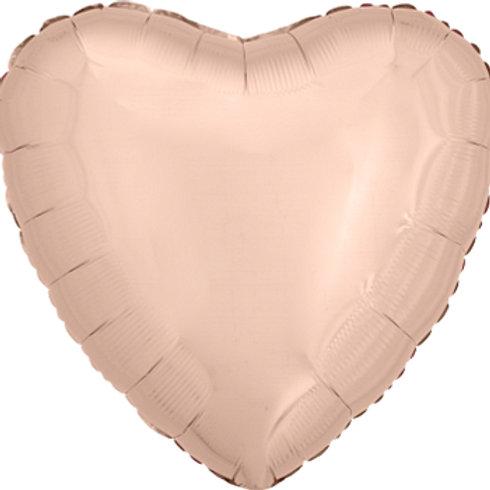 "18"" foil Balloon rose gold"