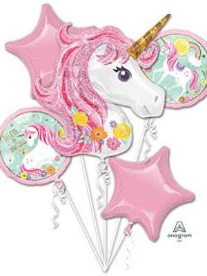 Balloon Bouquet Unicorn #4
