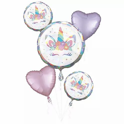 Birthday Unicorn Balloon Bouquet #34