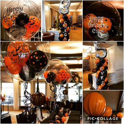 Check out this beautiful Halloween theme