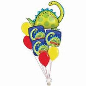Dinosaur Balloon Bouquet #68