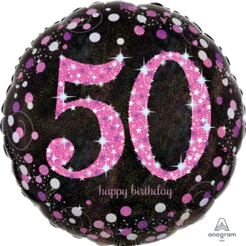 "18"" foil Balloon 50"