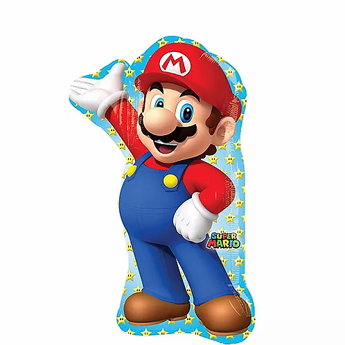 Mario super shape