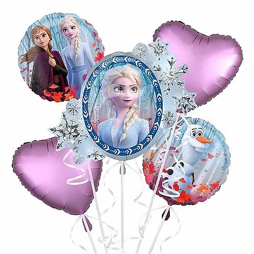 Frozen 2 Birthday Balloon Bouquet #47
