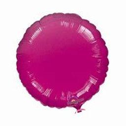 """18"""" foil Balloon hot pink"""