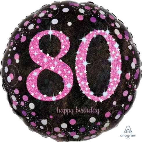 "18"" foil Balloon 80"