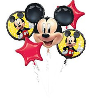 Balloon Bouquet Mickey Mouse #3