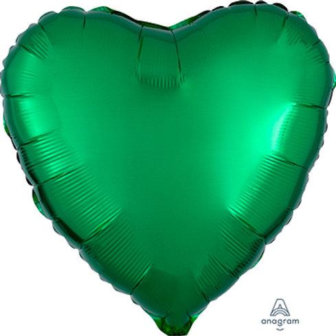 "18"" foil Balloon green"