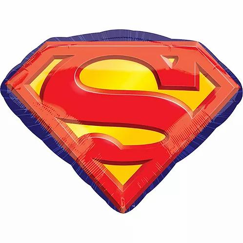 Superman symbol supershape