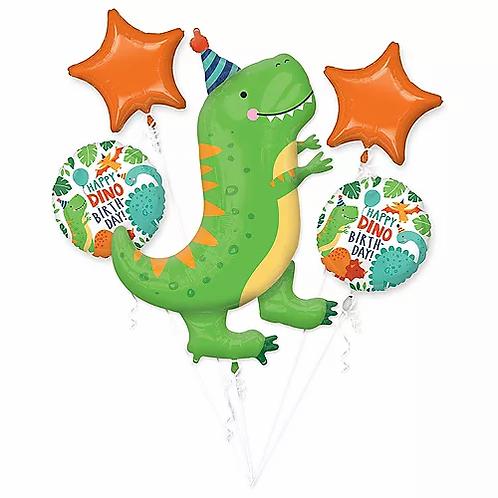 Birthday Dinosaur Balloon Bouquet #15