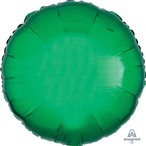 "18"" foil Balloon green"