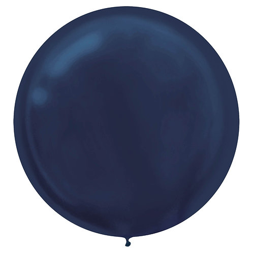 24 inch Latex Balloon with helium fill