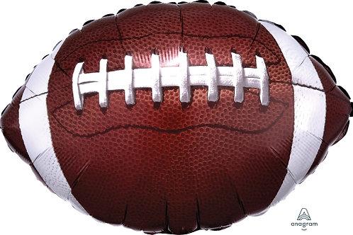 18in foil Balloon Football