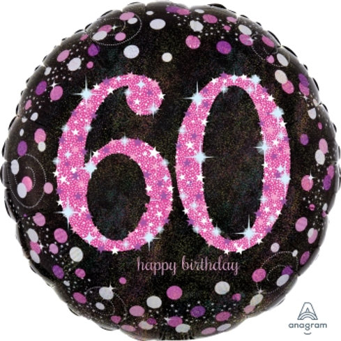 "18"" foil Balloon 60"