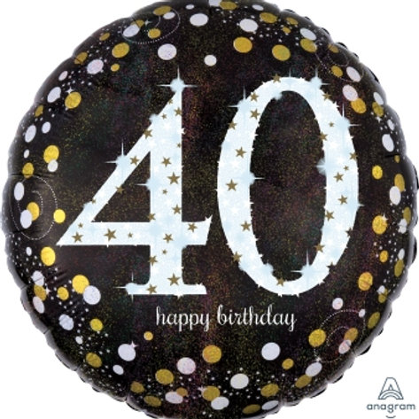 "18"" foil Balloon 40"