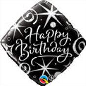 "18"" Birthday Foil Balloon"