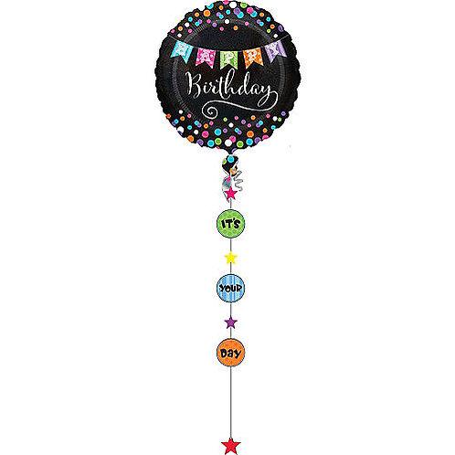 Drop a line balloon