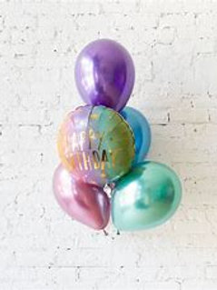 Balloon Bouquet #65