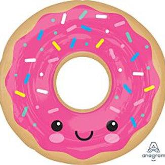 Birthday Super Shape Donut