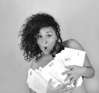 Noelia Morgana, poesía desde las entrañas