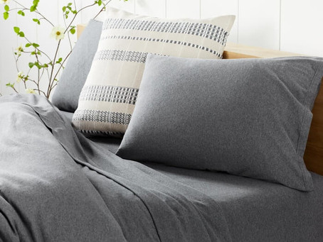 The Top 10 Organic Sheets & Bedding | Pt. 2 of  Our Sustainable Design Series
