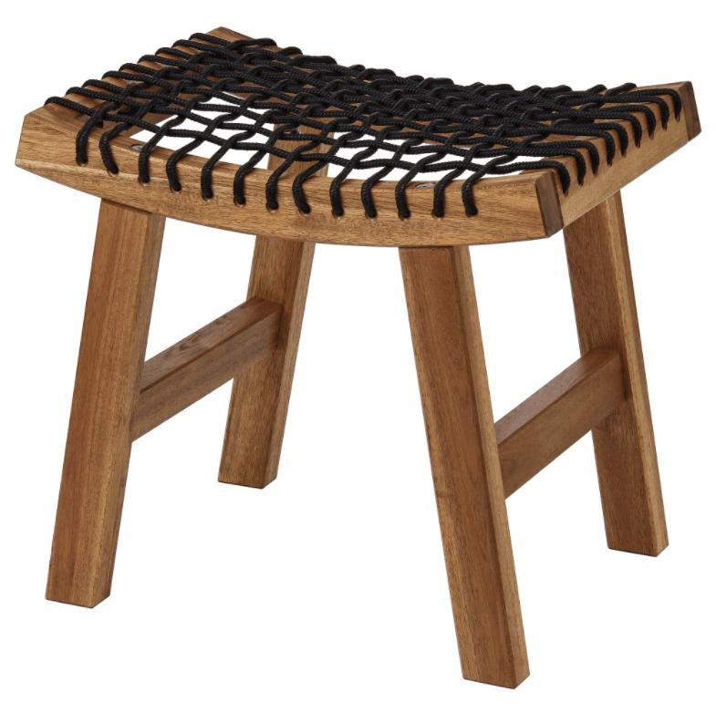 sustainable design furniture ikea STACKHOLMEN Stool, outdoor
