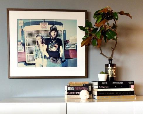 East Bay Living Room Moment
