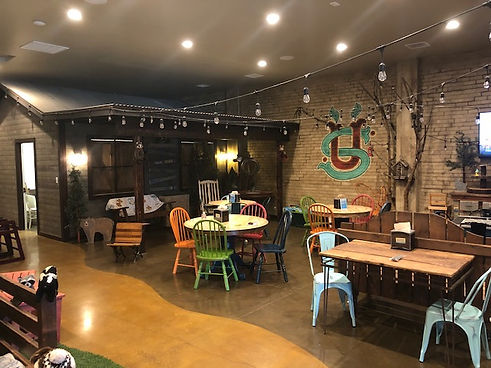 uptown sprouts dining room