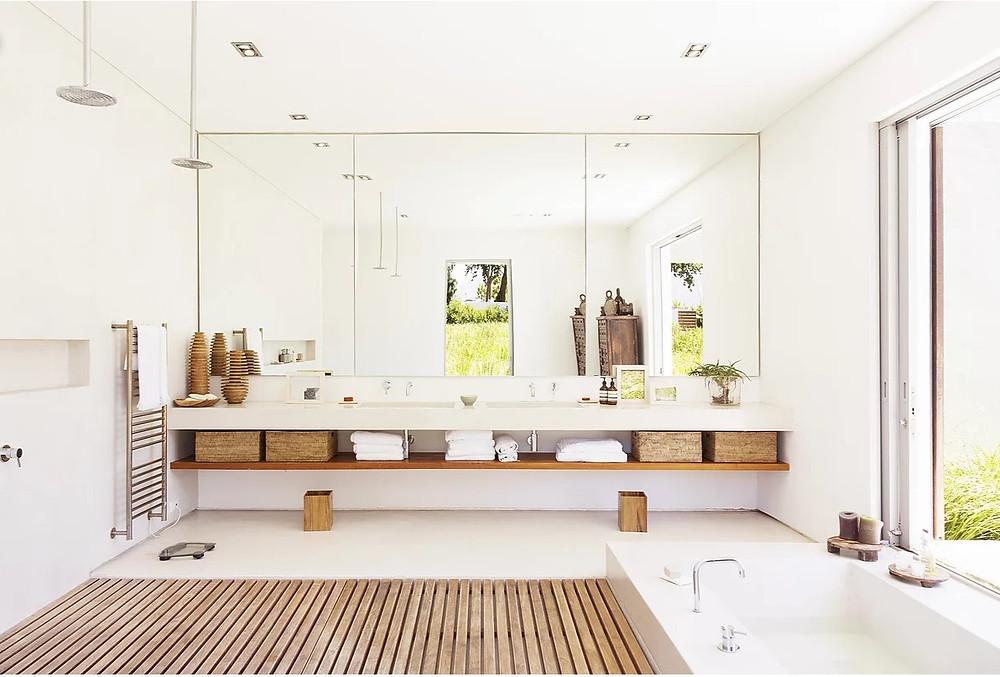 modern bathroom, home renovation,