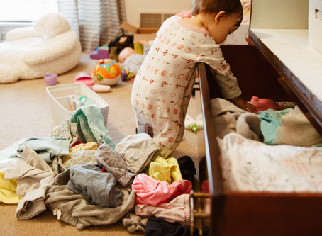 What to Do When Family or Roommates Add to the Clutter