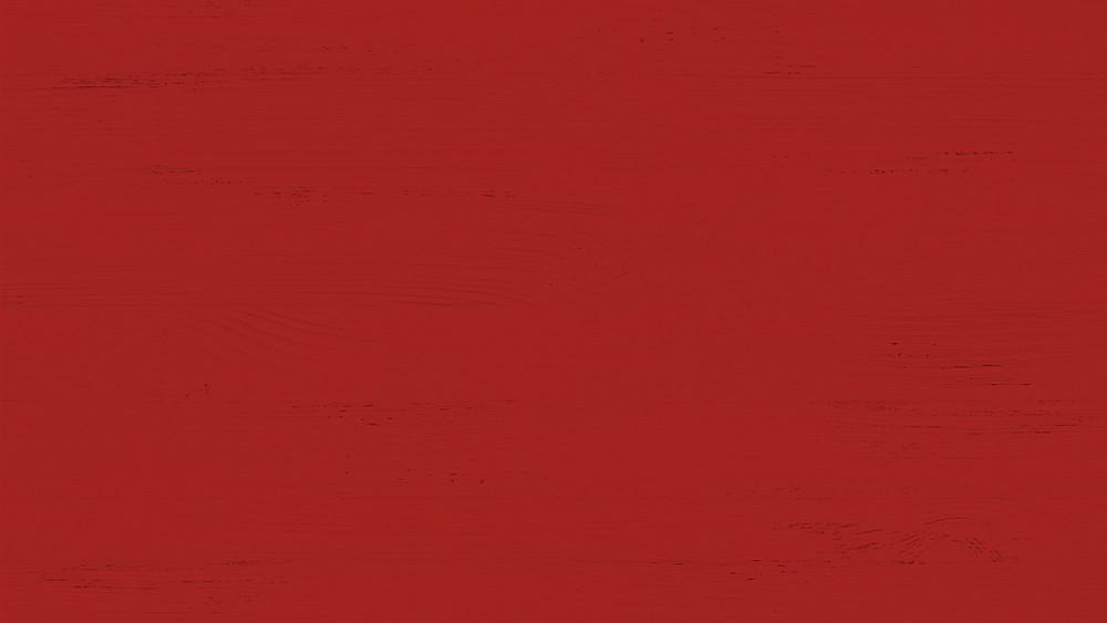 Syntolkning: Stark röd färg i kvadrat