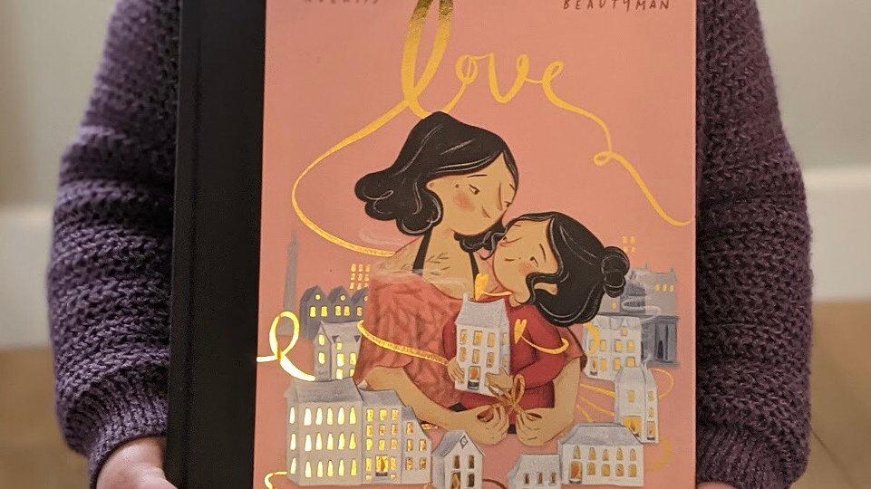 Love by Corrinne Averiss and Kirsti Beautyman
