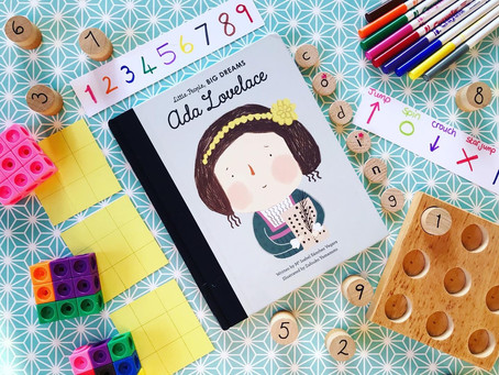 We love book inspired play!