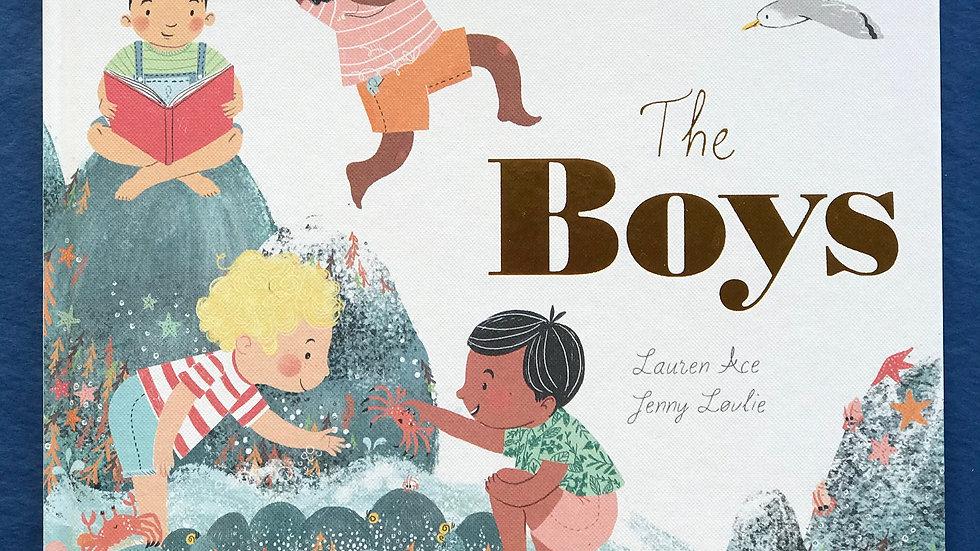 April - The Boys