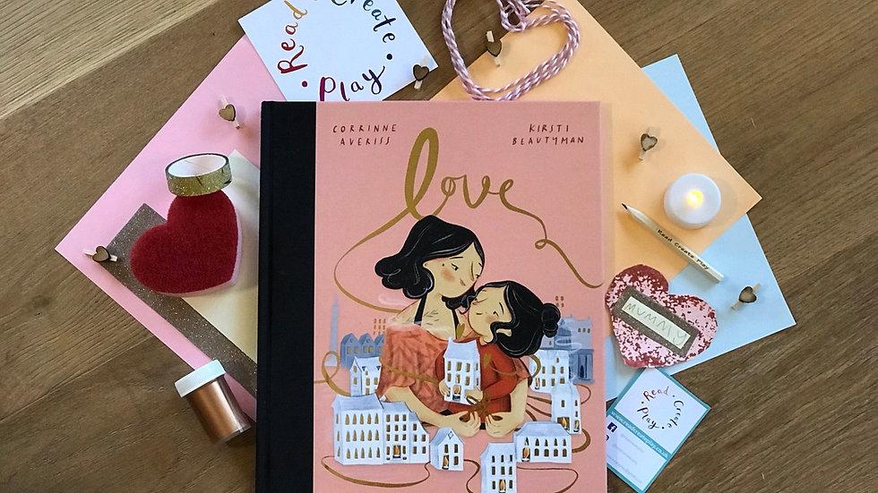 February - Love