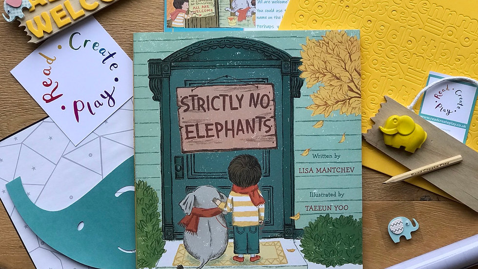 March - Strictly No Elephants