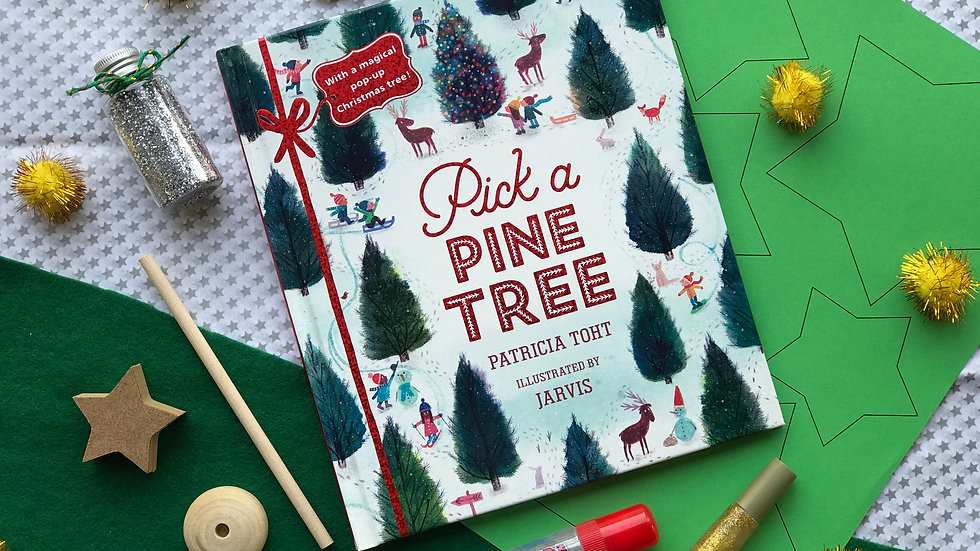 Read With Me - Pick a Pine Tree