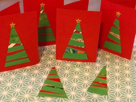 Craft a Christmas Card