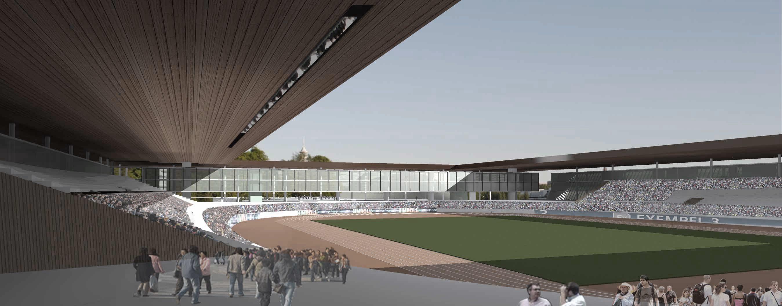The Batumi stadium