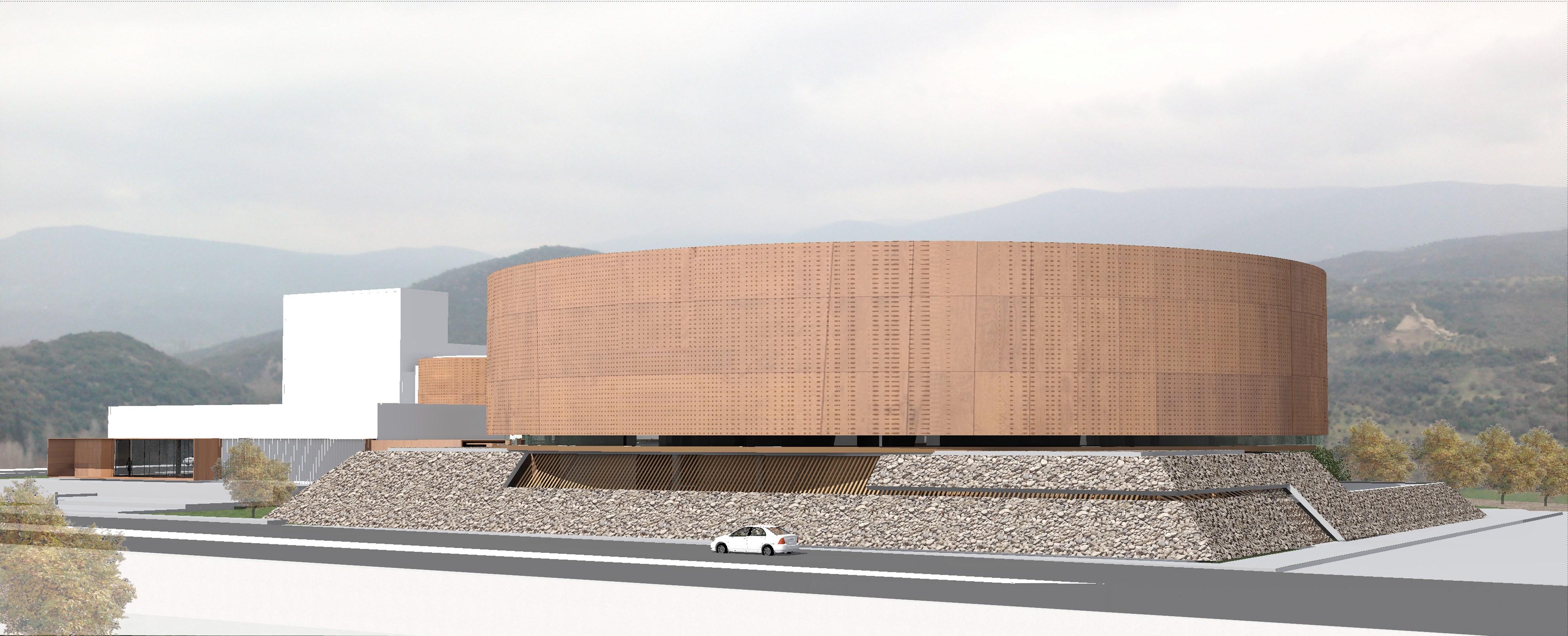 New Sparta Archeology Museum