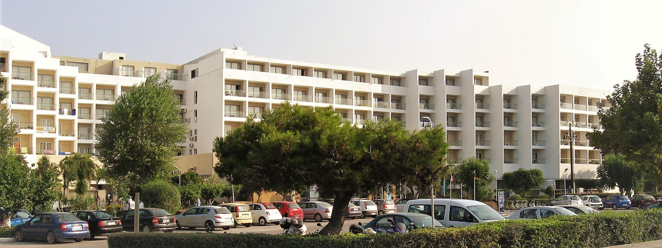 Rhodes-doreta beach