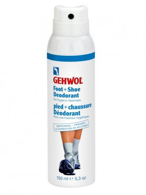 Foot and Shoe Deodorant Spray