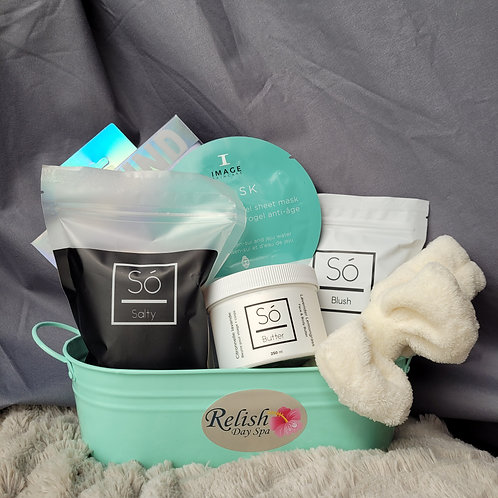 Bath, Body & Sleep Set