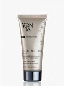 Excellence Code Masque