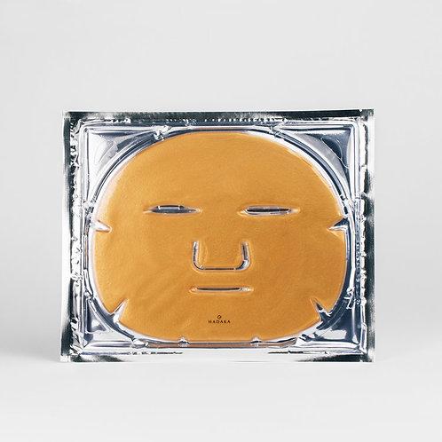 Hadaka Gold Face Mask