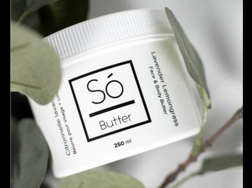 So Butter Lavender Lemongrass