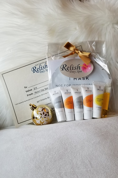 IMAGE Anti-Aging Home Facial Kit