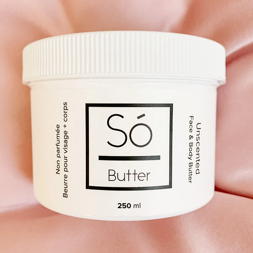 So Butter Unscented