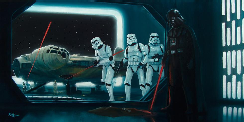 Fallen Jedi